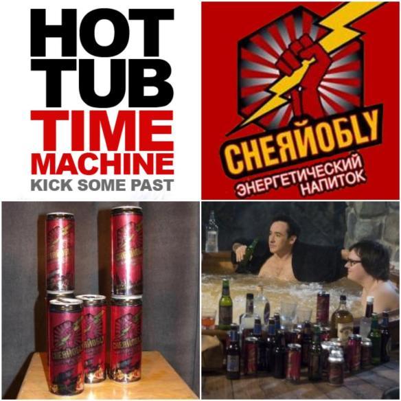 chernobyl tub time machine
