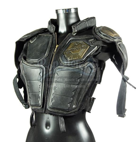 Rookie Judge Anderson Skate Park Stunt Armor
