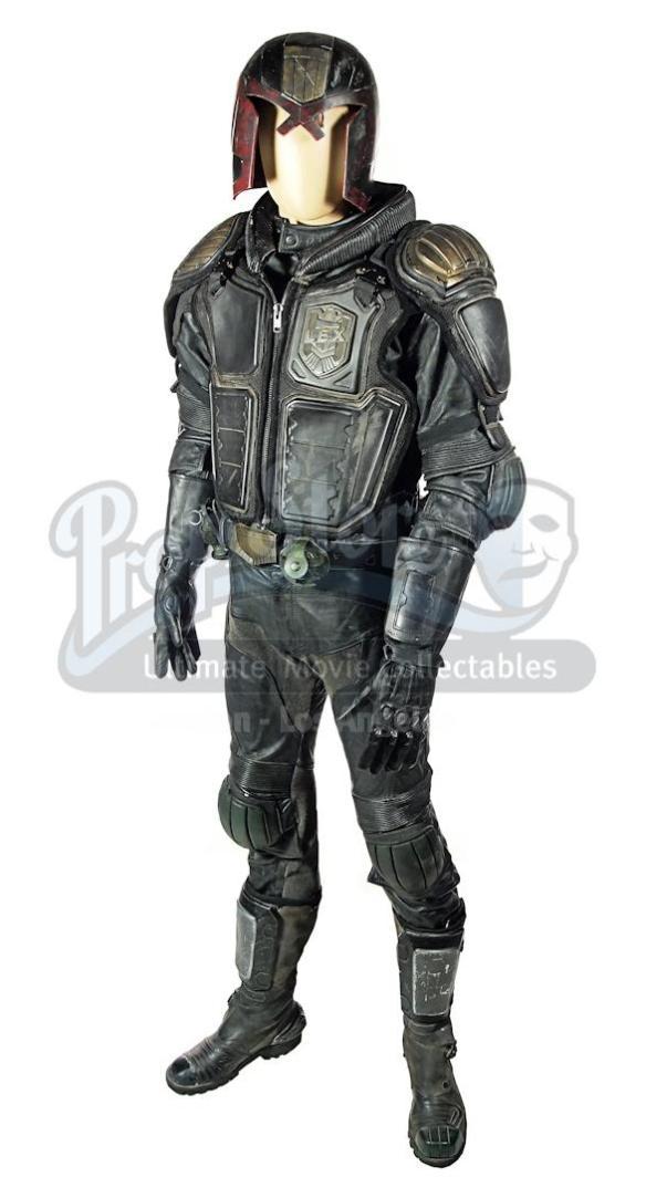 Judge Lex costume