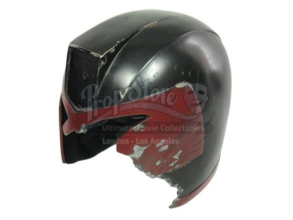 Smashed Guthrie Helmet