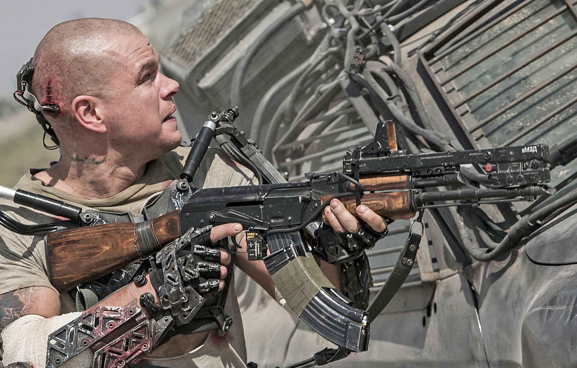"The ""Elysium"" story Part 5 AK-47 sight   the propstop's"