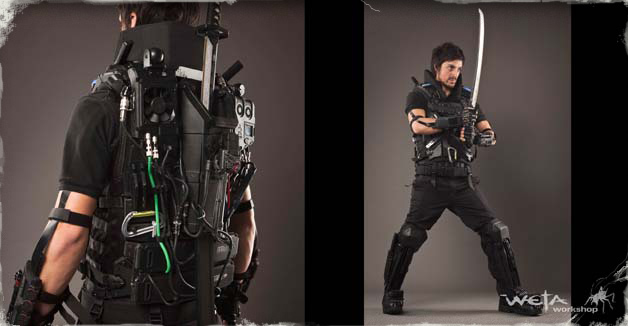 Full suit with vest pictures