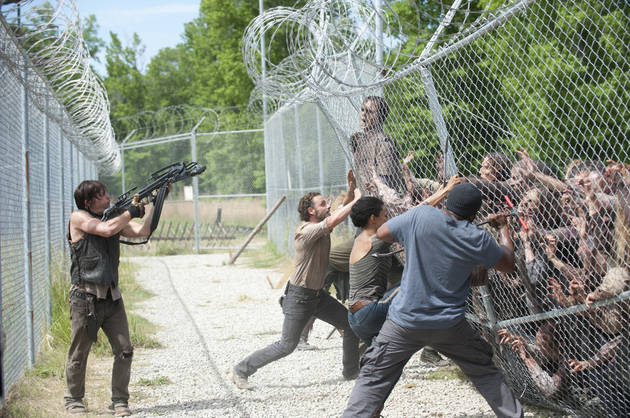 The Walking Dead Auction Of Props And Wardrobe Slated